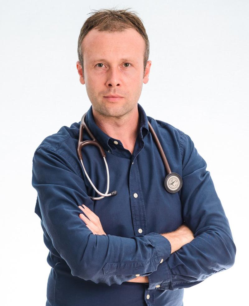 Doctor Radu Pretorian medic cardiolog Sibiu