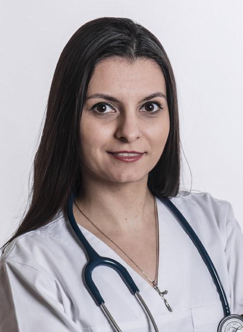 Dr Cristina Stefan