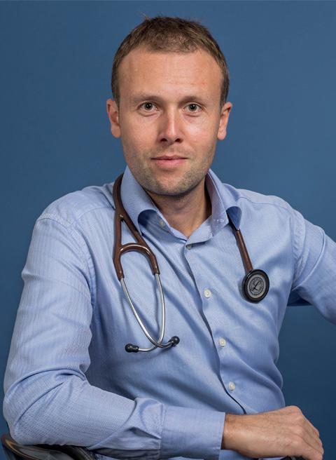 Medic Radu Pretorian